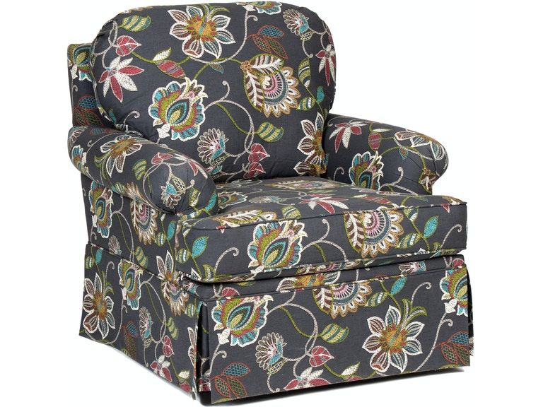 MY Chair Nora Swivel Glider 542479 - MY Chair Living Room Nora Swivel Glider 542479 - Kittle's