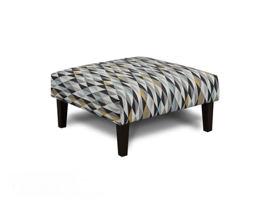 Fusion Toulon Accent Cocktail Ottoman 544481