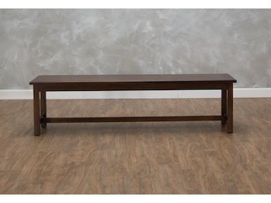 "Artisan Choices  Simply Dining 68"" Bench 546635"
