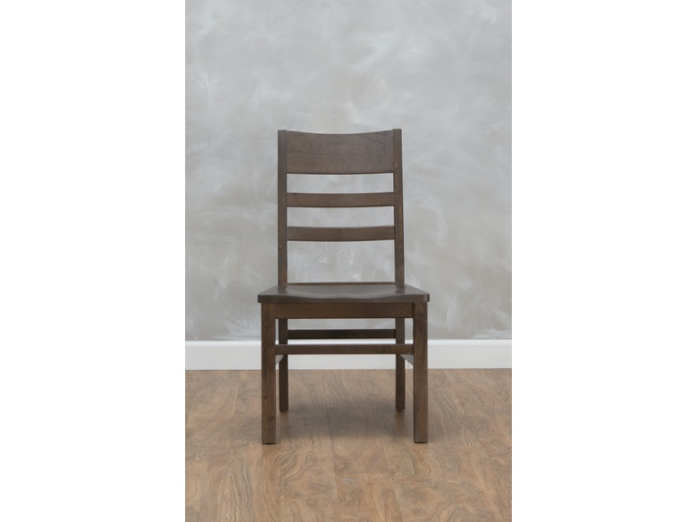 Artisan Choices Simply Dining Horizontal Slat Chair 546620