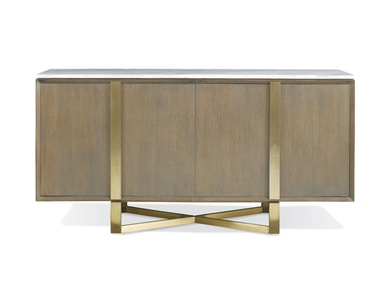Hickory White Chandler Credenza with Stone Top 546404