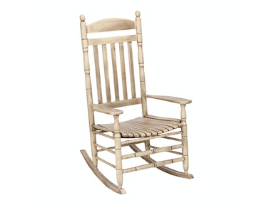 Hinkle Chair Company Riverside Antique Stone Rocker 538576