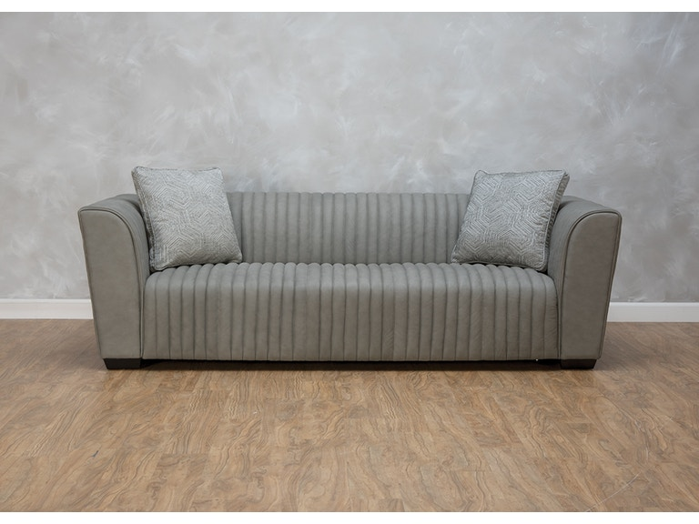 Bernhardt Kent Leather Sofa 551997