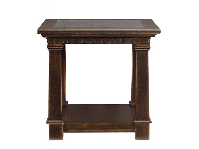 Bernhardt Pacific Canyon End Table 501388