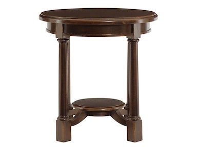 Bernhardt Pacific Canyon Side Table 501389
