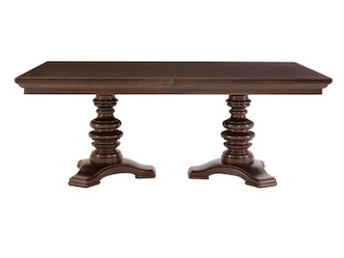 Bernhardt Pacific Canyon Dining Table G61423