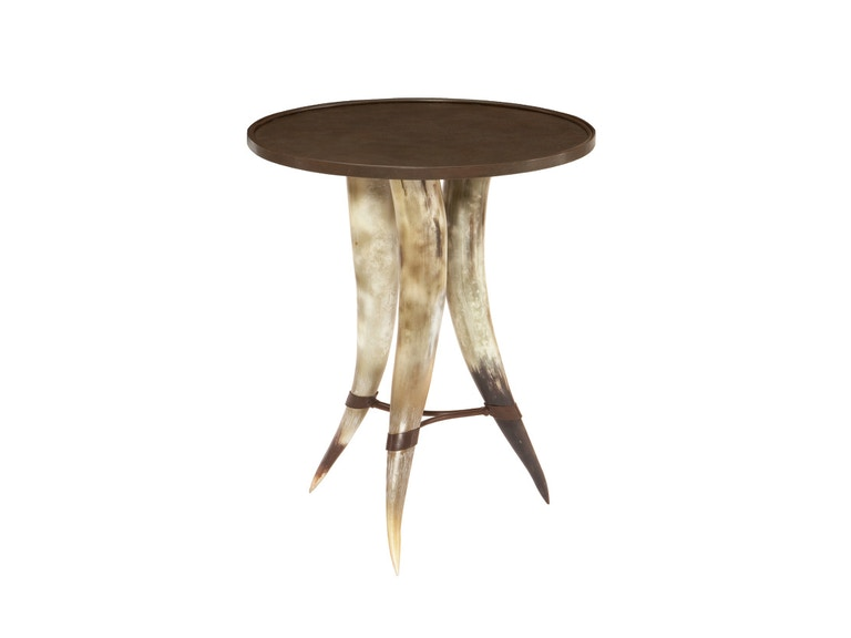 Bernhardt Interiors Texas Horn Table 520430