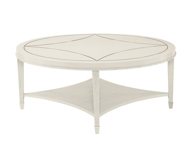 Bernhardt Criteria Round Cocktail Table 527606