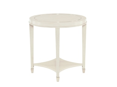 Bernhardt Criteria Round End Table 527609