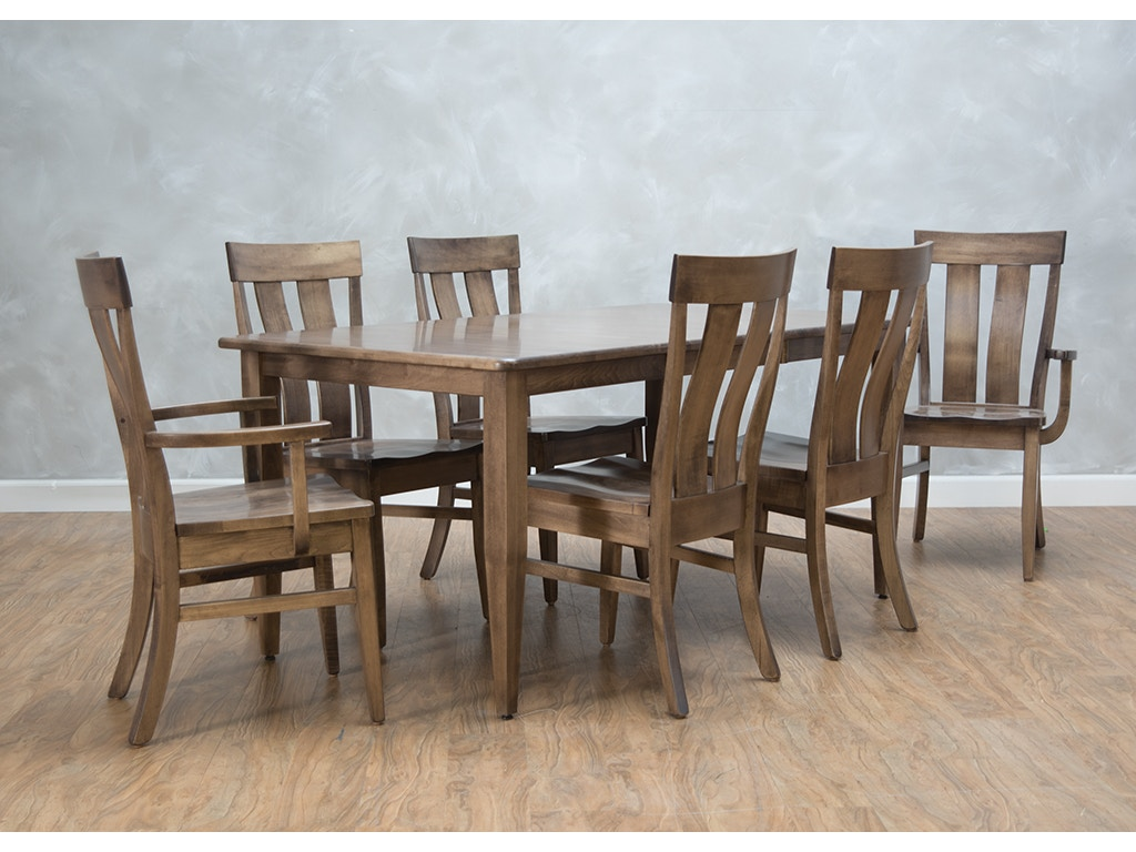 Daniels Amish Franklin Dining Table 554628
