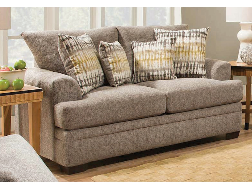 Living Room Loveseats - Kittle\'s Furniture - Indiana