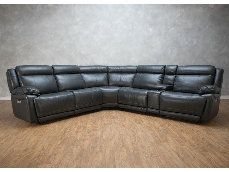 Bassett Living Room Evo 6 Piece Sectional G71303 - Kittle\'s ...