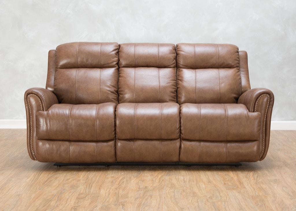 549284. Marquee Reclining Sofa Power2