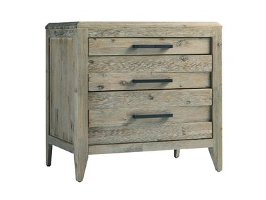 Casana Casablanca 3 Drawer Nightstand 528366