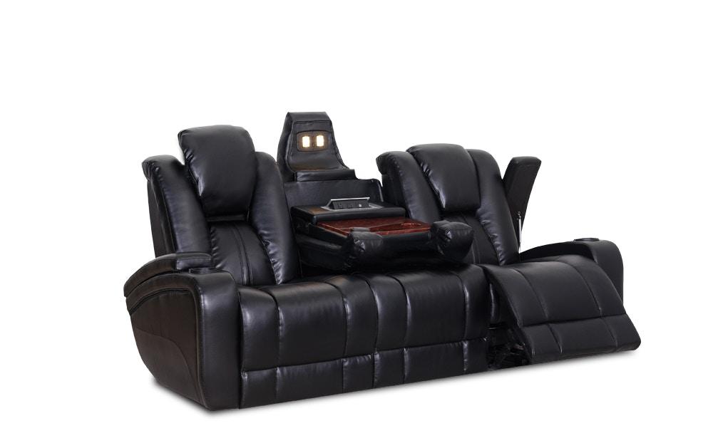 Oveyo Maxx Power Reclining Sofa 498140