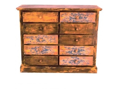 New Pacific Direct Tuscany 10 Drawer Chest 474039