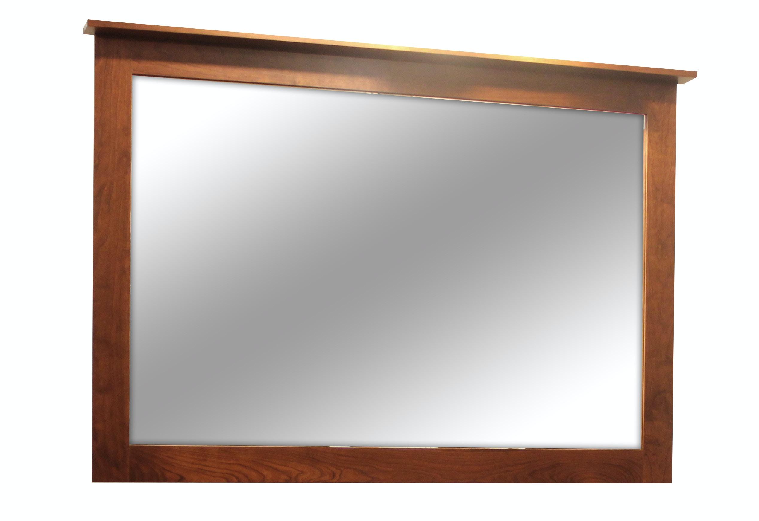Amish Treasure Mirror