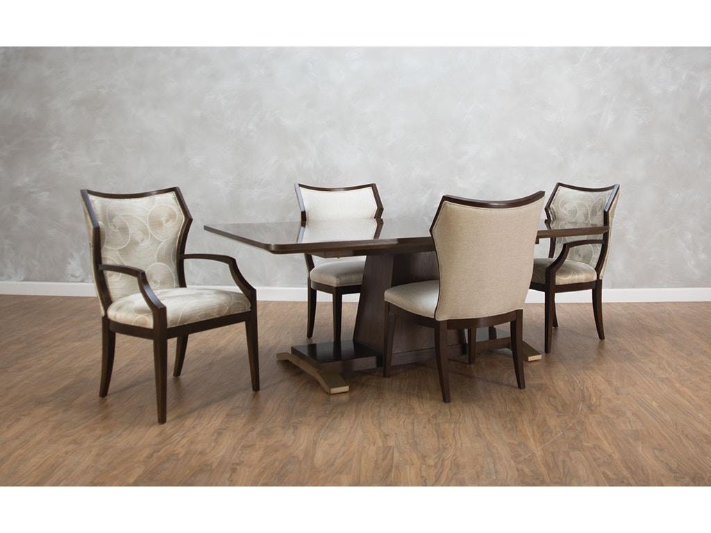 Hickory White Dining Room Tyler Table 546405 Kittle S