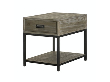 Hammary Parsons End Table 518009