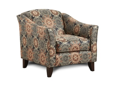 Fusion Folklore Accent Chair 537521