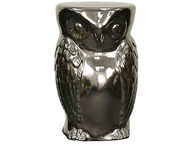 New Pacific Direct Owl Accent Stool 515992