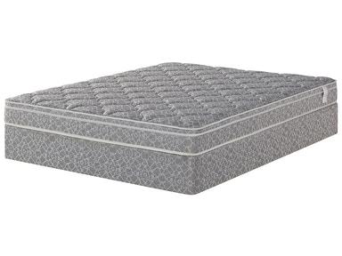 New Dawn Terravita Europillowtop, Full Mattress Set G64890-E