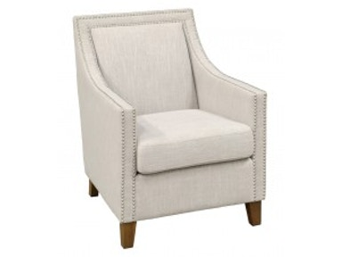 Classic Home Collina Beige Chair 524946