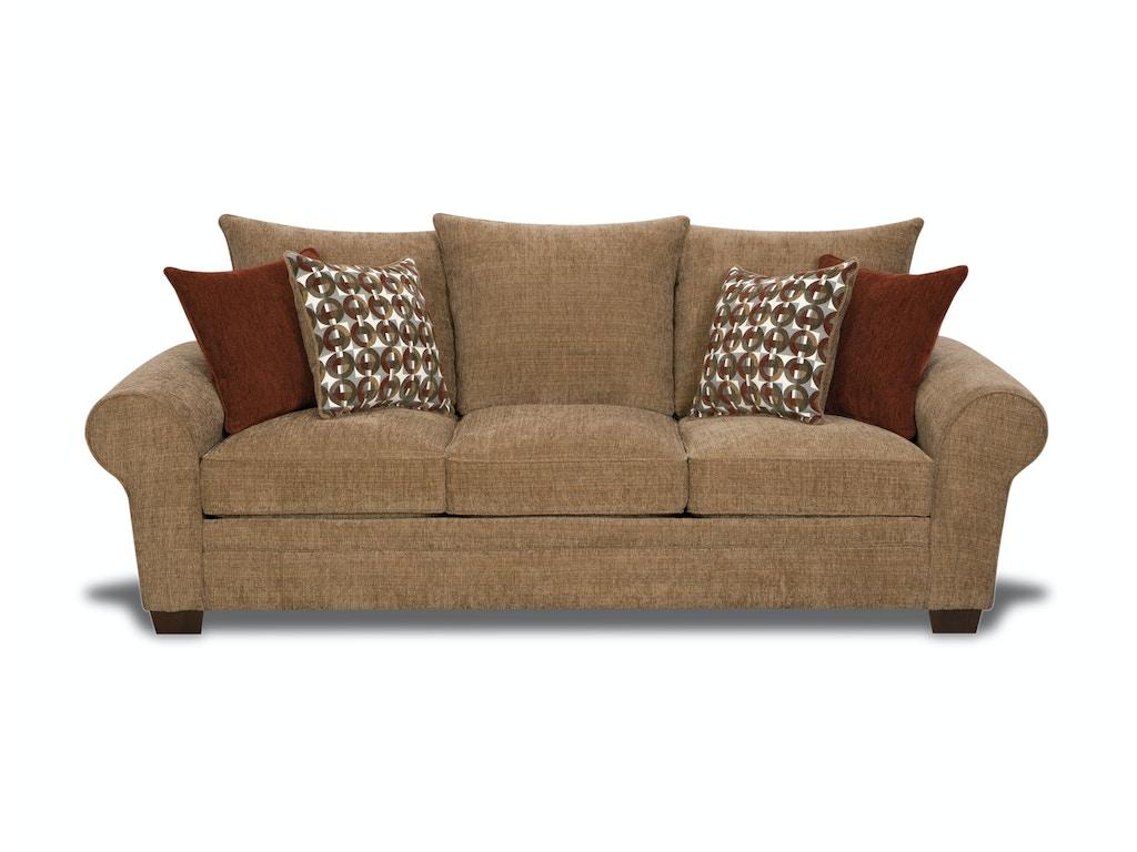 Bedroom Furniture Fort Wayne Corinthian Living Room Woodland Sofa 475715 Kittles Furniture