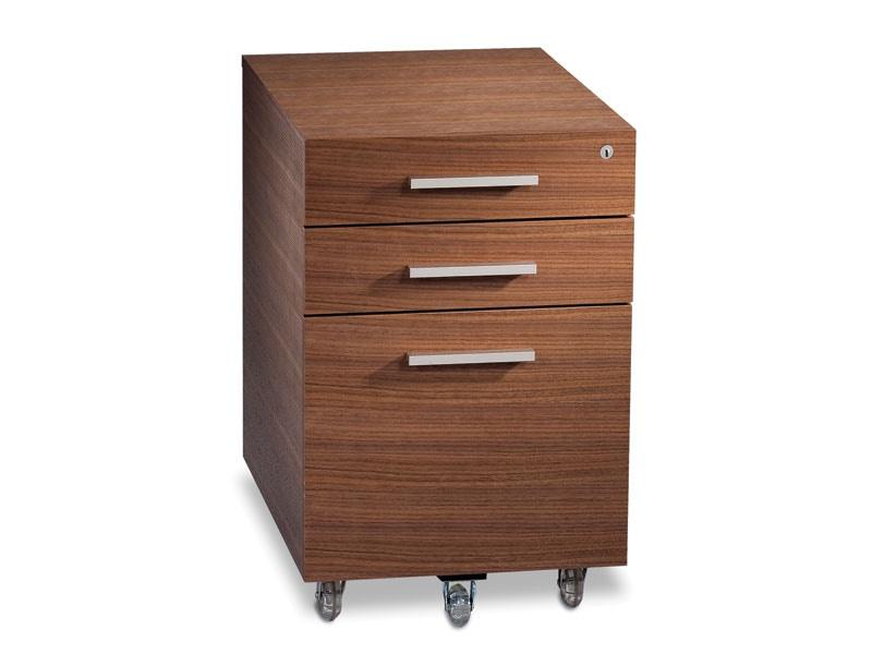 BDI Sequel Locking File Cabinet 537961
