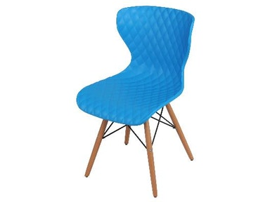 New Pacific Direct Camryn Blue Chair 528951