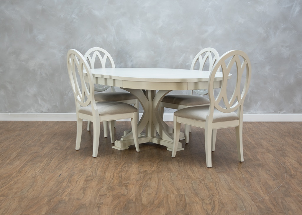 Rachael Ray Home By Legacy Classic Furniture Rr Casual Dining Oval Table G