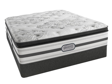 Simmons Beautyrest® Platinum Emily, Plush Pillowtop Twin Mattress Set G68286-A