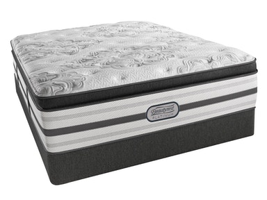 Simmons Beautyrest® Platinum Anna, Plush Box Top Twin Mattress Set G68292-A