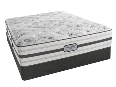 Simmons Beautyrest® Platinum, Dakota, Plush, Full Set G69365-E