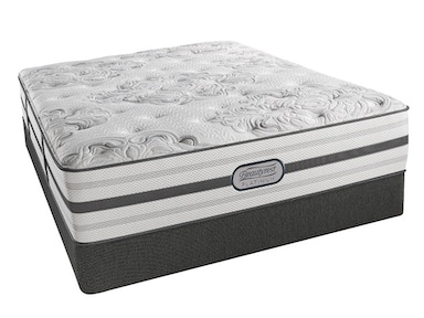 Simmons Beautyrest® Platinum, Dakota, Plush, Queen Split Box Set G69365-I