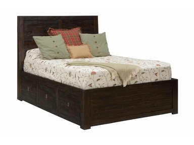 Jofran Kona Grove Queen Storage Bed G67385