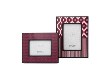 Imax Irresistible Picture Frames - Set of 2 518839