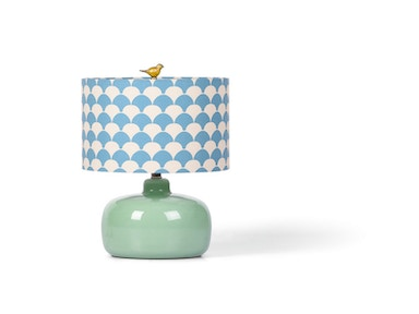 Foreside Lucy Green Table Lamp 497204