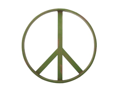 Foreside Small Peace Sign 504027