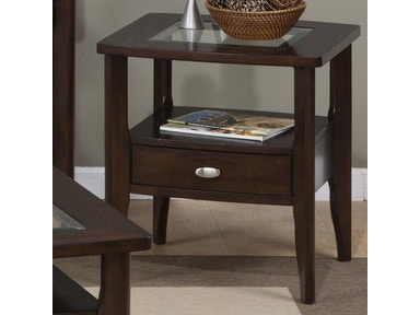 Jofran Montego Square End Table 502747