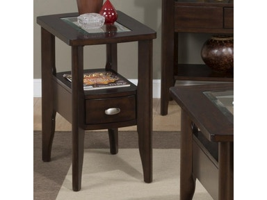 Jofran Montego Chairside Table 502749