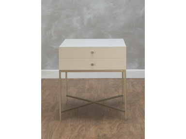 Casana Delaney 1 Drawer End Table 548466