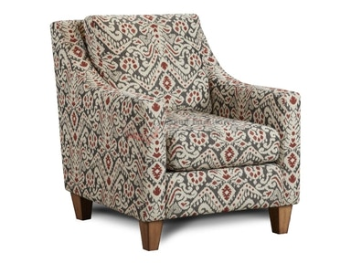 Fusion Lagrange Accent Chair 530999