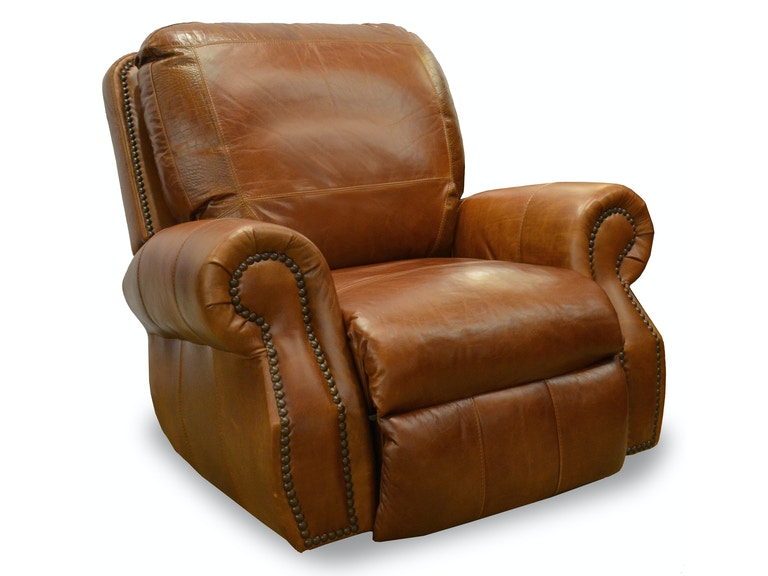 Usa Premium Leather Living Room Brady Recliner 517228 Kittle 39 S Furniture Indiana
