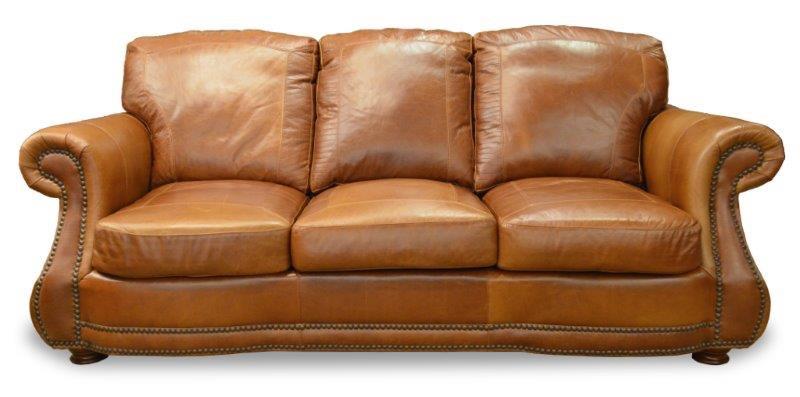 USA Premium Leather Brady Sofa 517212