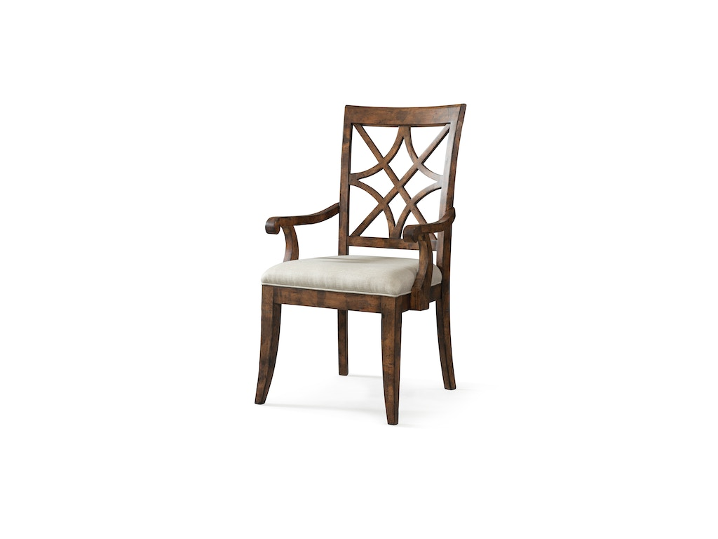 Trisha Yearwood Dining Room Arm Chair 525177