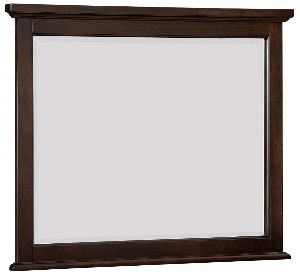 Vaughan Bassett Furniture Company Bonanza Landscape Mirror 504324