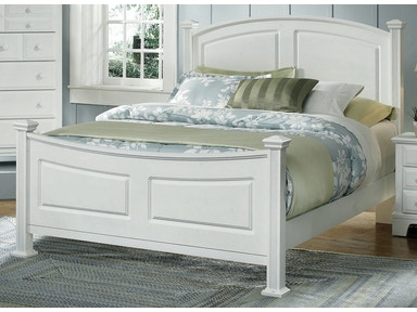 Vaughn-Bassett Hamilton Queen Panel Bed G58283