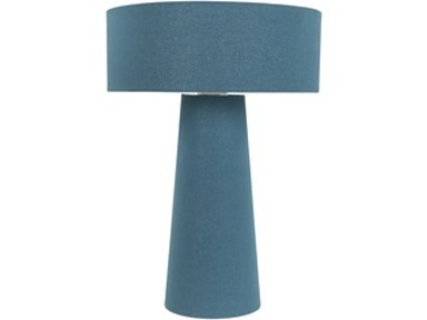 Surya Rugs Bradley Blue Table Lamp 534242