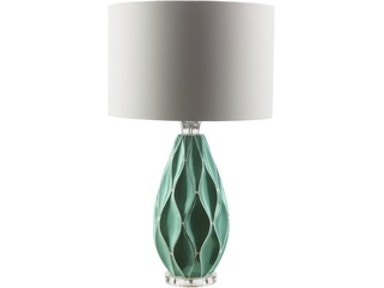 Surya Rugs Bethany Seafoam Table Lamp 534240